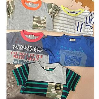 ニシマツヤ(西松屋)のtシャツ    100 センチ(Tシャツ/カットソー)
