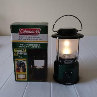 コールマン(Coleman)のcoleman LEDランタン(ライト/ランタン)