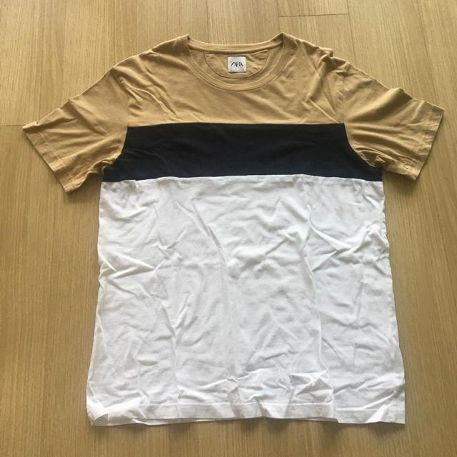 ZARA(ザラ)のZARA ザラ Tシャツ メンズのトップス(Tシャツ/カットソー(半袖/袖なし))の商品写真