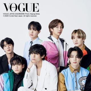 防弾少年団(BTS) - VOGUE JAPAN (ヴォーグ ジャパン) 2020年 08月号