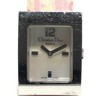 Christian Dior - ディオール 腕時計 マリススクエア D78-109
