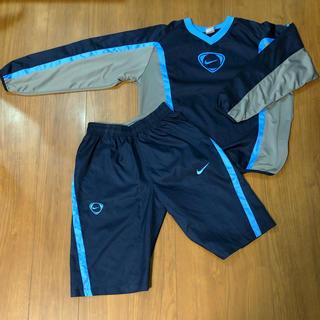 NIKE - ナイキ サッカー&フットサル トレーニングウェア上下 Sサイズ