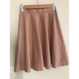バーバリー(BURBERRY)のBURBERRY スカート34(ひざ丈スカート)