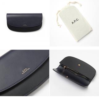 アーペーセー(A.P.C)のAPC レザー長財布 新品未使用(財布)
