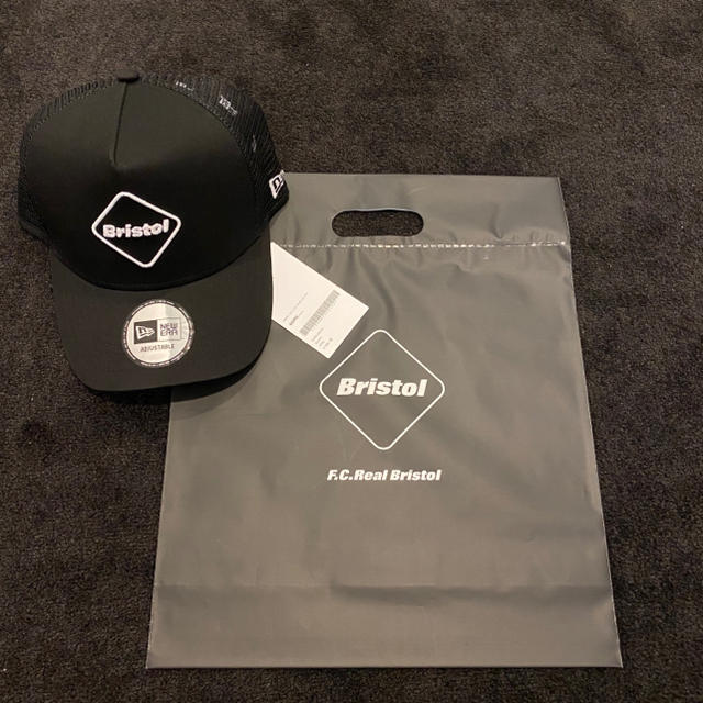 F.C.R.B.(エフシーアールビー)の新品 FCRB NEWERA MESHCAP メッシュキャップ メンズの帽子(キャップ)の商品写真