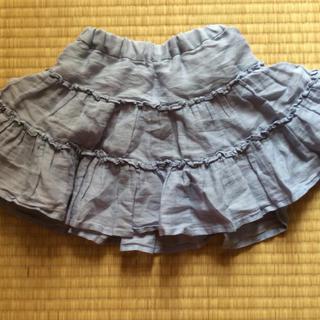 ベベ(BeBe)のベベ フリフリ スカート (スカート)