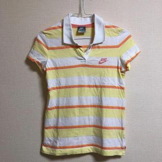 ナイキ(NIKE)のNIKE  ナイキ  レディース  ポロシャツ  (ポロシャツ)
