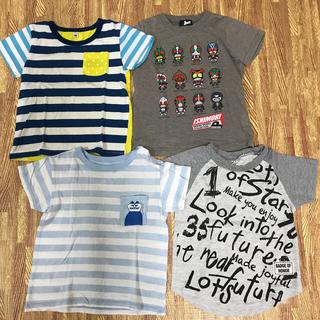 ニシマツヤ(西松屋)の95cm Tシャツセット4枚(Tシャツ/カットソー)