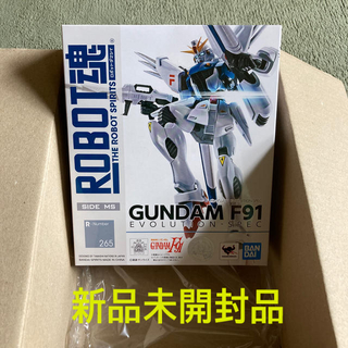 BANDAI - ROBOT魂 ガンダムF91 EVOLUTION-SPEC