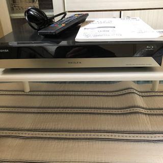 東芝 - REGZA ブルーレイディスクレコーダー RD-BR600