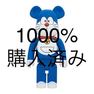 メディコムトイ(MEDICOM TOY)のベアブリック ドラえもん 未来デパート 1000%(その他)