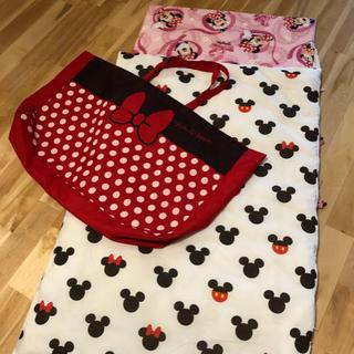 ディズニー(Disney)のお昼寝布団セット(布団)