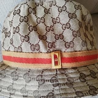 Gucci - GUCCI帽子正規品