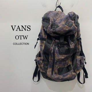 ヴァンズ(VANS)のレア VANS OTW Collection Washburn backpack(バッグパック/リュック)