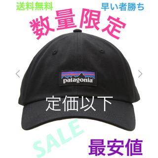 patagonia - P-6 Label Trad Cap P-6 ラベル トラッド キャップ