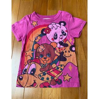 グラグラ(GrandGround)のグラグラ 半袖Tシャツ 110(Tシャツ/カットソー)
