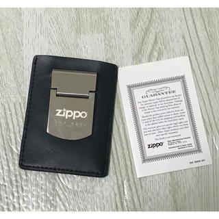 ジッポー(ZIPPO)のzippo マネークリップ【セール】(マネークリップ)