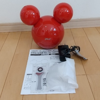 ディズニー(Disney)のmiddle  ディズニーシリーズ  ミッキーマウス  超音波式加湿器(加湿器/除湿機)