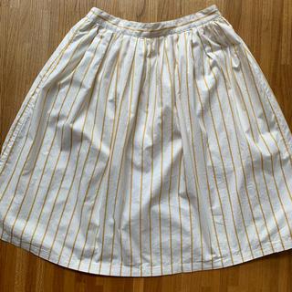 エヘカソポ(ehka sopo)のエヘカソポ スカート(ひざ丈スカート)