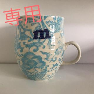 アンソロポロジー(Anthropologie)のアンソロポロジー マグカップ  m(グラス/カップ)