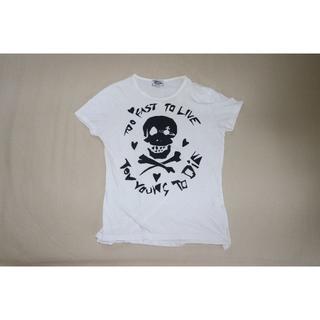 ヴィヴィアンウエストウッド(Vivienne Westwood)のVivienne Westwood MAN プリントTシャツ(Tシャツ/カットソー(半袖/袖なし))