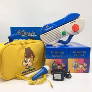 Disney - 【キレイ!】2006年購入!ディズニー英語システム 両面デジタルトークアロング