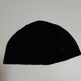 asics - スイミングキャップ黒色 アシックスL