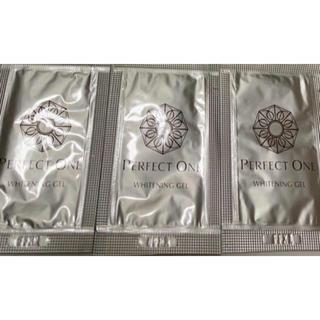 パーフェクトワン(PERFECT ONE)のパーフェクトワン 薬用ホワイトニングジェル 美容液ジェル 1.3g 3包サンプル(オールインワン化粧品)