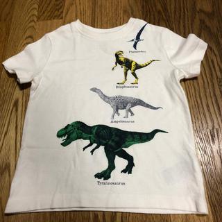 babyGAP - GAP 恐竜柄キッズTシャツ