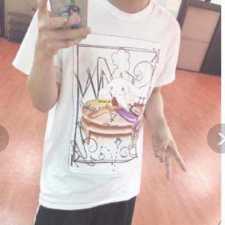 MILKBOY - 天月 着用 シナモロール × KINGLYMASK コラボTシャツ ホワイ
