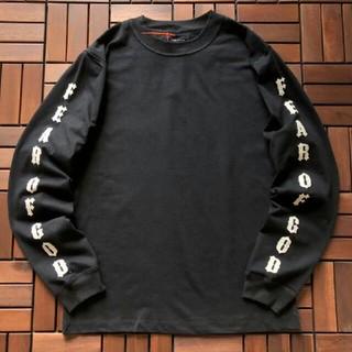FEAR OF GOD - FEAR OF GOD 長袖のTシャツ