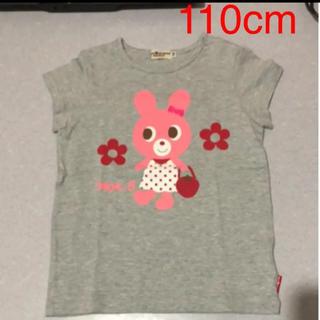 mikihouse - 女の子 ミキハウス半袖Tシャツ★110