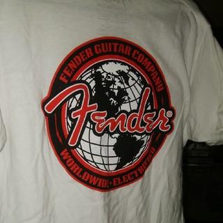 フェンダー(Fender)のFenderTシャツ(Tシャツ/カットソー(半袖/袖なし))