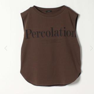 アナイ(ANAYI)のアルアバイル♡ロゴノースリーブプリントT(Tシャツ(半袖/袖なし))