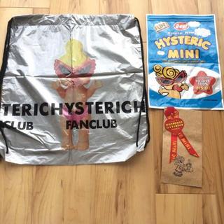 ヒステリックミニ(HYSTERIC MINI)のヒスミニ ショップバッグ まとめ売り 巾着袋 ショッパーバッグ ショップ袋 紙袋(ショップ袋)
