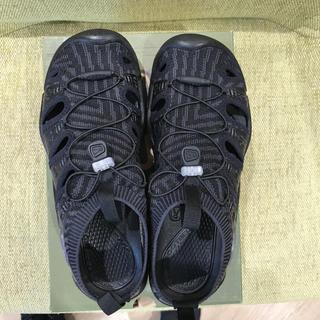 キーン(KEEN)のkeen  水陸両用靴 EVOFIT 1(サンダル)