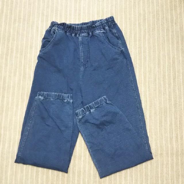 GU(ジーユー)の中古品GU男児長ズボン150サイズ キッズ/ベビー/マタニティのキッズ服男の子用(90cm~)(パンツ/スパッツ)の商品写真