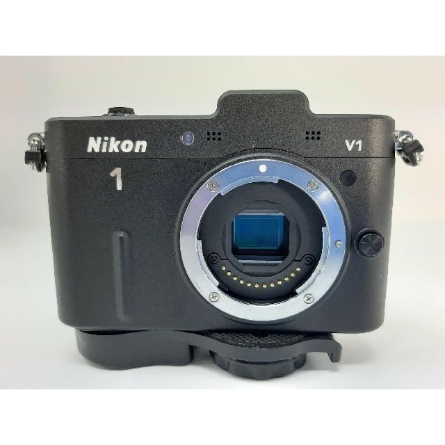 Nikon(ニコン)のNikon1 V1 野鳥撮影にお勧めミラーレス一眼 検索用ニコン1一眼レフ スマホ/家電/カメラのカメラ(ミラーレス一眼)の商品写真