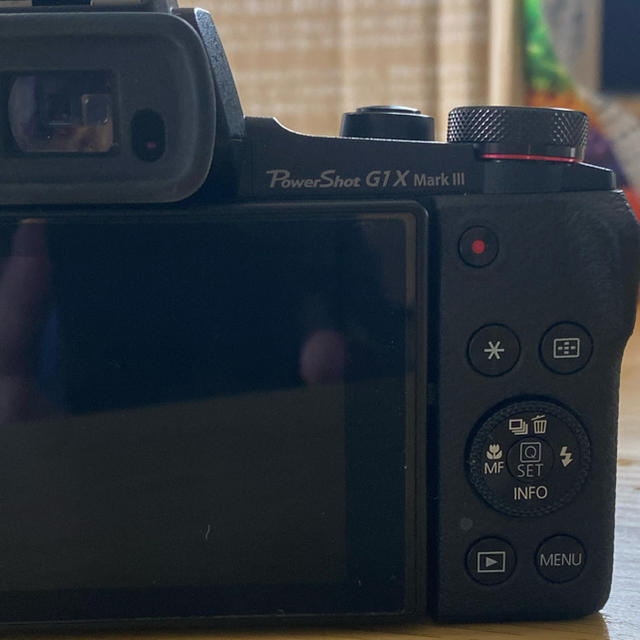 Canon(キヤノン)のCanon PowerShot G1 X gMARK 3 III スマホ/家電/カメラのカメラ(コンパクトデジタルカメラ)の商品写真