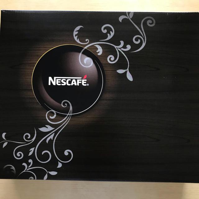 Nestle(ネスレ)のまりまま様専用 ネスカフェ レギュラーソリュブルコーヒーギフト N50-XC 食品/飲料/酒の飲料(コーヒー)の商品写真