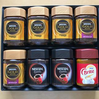 ネスレ(Nestle)のまりまま様専用 ネスカフェ レギュラーソリュブルコーヒーギフト N50-XC(コーヒー)