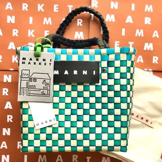 Marni - 【完売品】マルニ★新作ピクニックバッグ