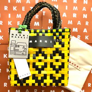 Marni - 【新品】マルニ★新作ピクニックバッグ