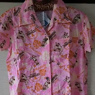 ディズニー(Disney)のディズニーアロハシャツ(シャツ/ブラウス(半袖/袖なし))
