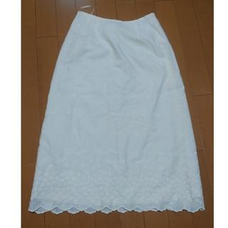 ロイスクレヨン(Lois CRAYON)のロイスクレヨン 刺繍スカート(ロングスカート)