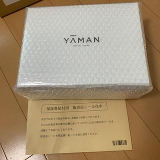 ヤーマン(YA-MAN)のヤーマン  メディリフトアクア 未開封(その他)
