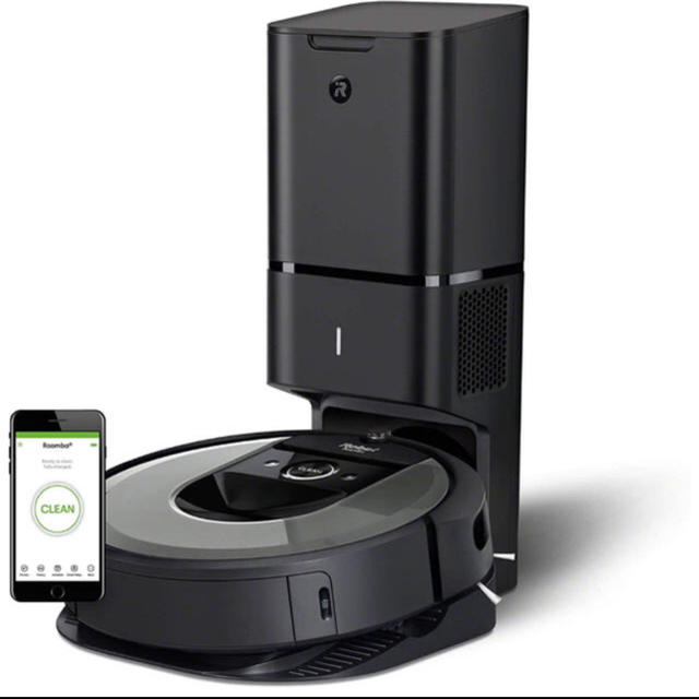 iRobot(アイロボット)の【新品・未使用品】ルンバ i7+ (送料込) スマホ/家電/カメラの生活家電(掃除機)の商品写真