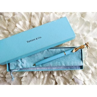 Tiffany & Co. - ティファニー ボールペン リボン リボンボールペン