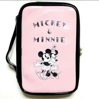 Disney - sweet 8月号付録 ディズニー ミッキー&ミニー  ドレッサーポーチ