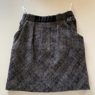 ef-de 膝上ミニスカート